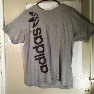 Retro Adidas T-shirt Print